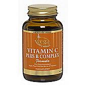 Vega Vitamin B-Complex + C 30 Veg Capsules