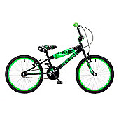 "Concept Zombie 20"" Wheel BMX Bike 7-9 yrs"