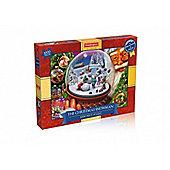 The Christmas Snowman - 2015 Christmas Puzzle - 1000pc