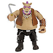 Teenage Mutant Ninja Turtles Movie 2 Super Deluxe Bebop Action Figure