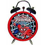 Spiderman Mini Twinbell Alarm Clock