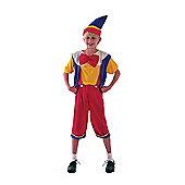 Pinocchio - Child Costume 5-6 years