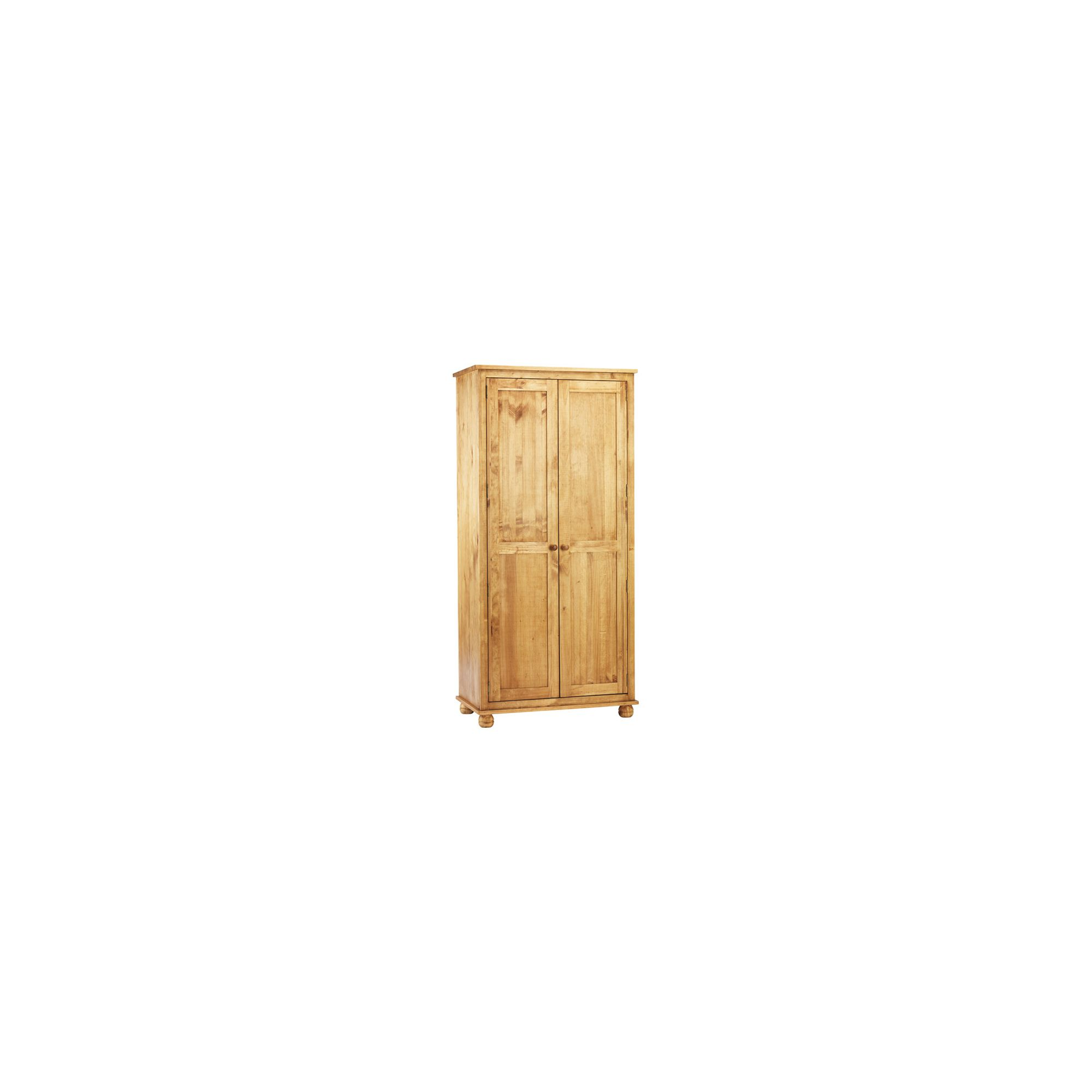 Thorndon Belmont Double Wardrobe in Wax at Tesco Direct