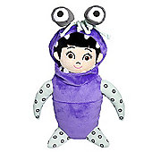 Monsters Inc - 25cm Plush Boo with Costume