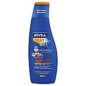 Nivea Sun Childrens Lotion F50+ 200ML