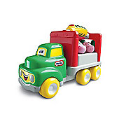 Mga Entertainment 619052 Toy Handle Haulers Deluxe Farm Truck