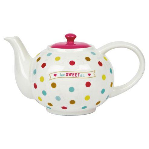 Sweetie Shop Teapot