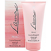 Laura Biagiotti Laura Rose Shower Gel 150ml