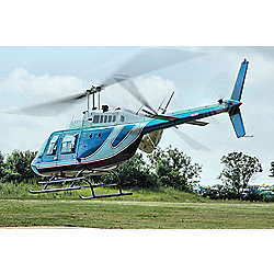 12 Mile Helicopter Thrillseekers Flight Special Offer