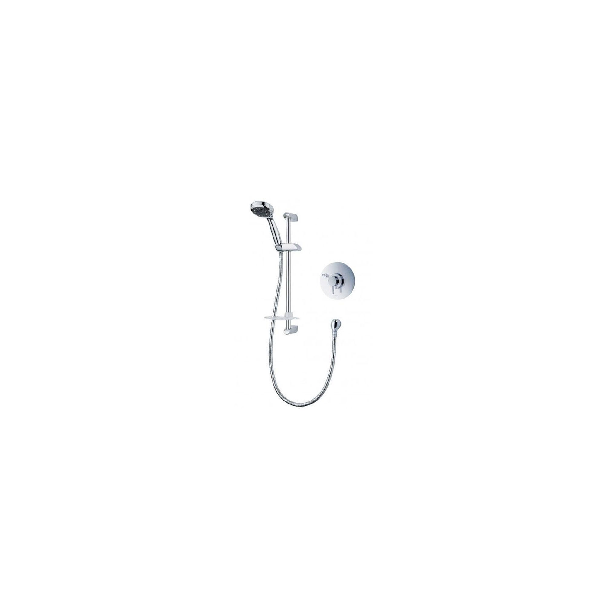 Triton Thames Built-In Thermostatic Mixer Chrome at Tesco Direct