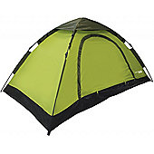 Yellowstone 2 Man Umbrella Rapid Tent 2 Season Green