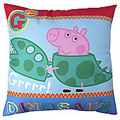 Peppa Pig George Square Cushion