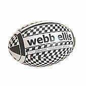 Webb Ellis XR909 Chequer Rugby Ball Size 5