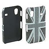 Galaxy Ace Case Distressed Union Jack
