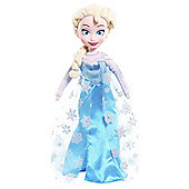 Disney Frozen Singing Doll Elsa 15""