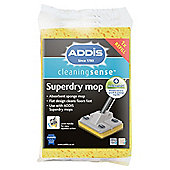 Addis Superdry Mop Refill Metallic/Granite