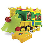 Dinosaur Train - Remote Control Time Traveling Train