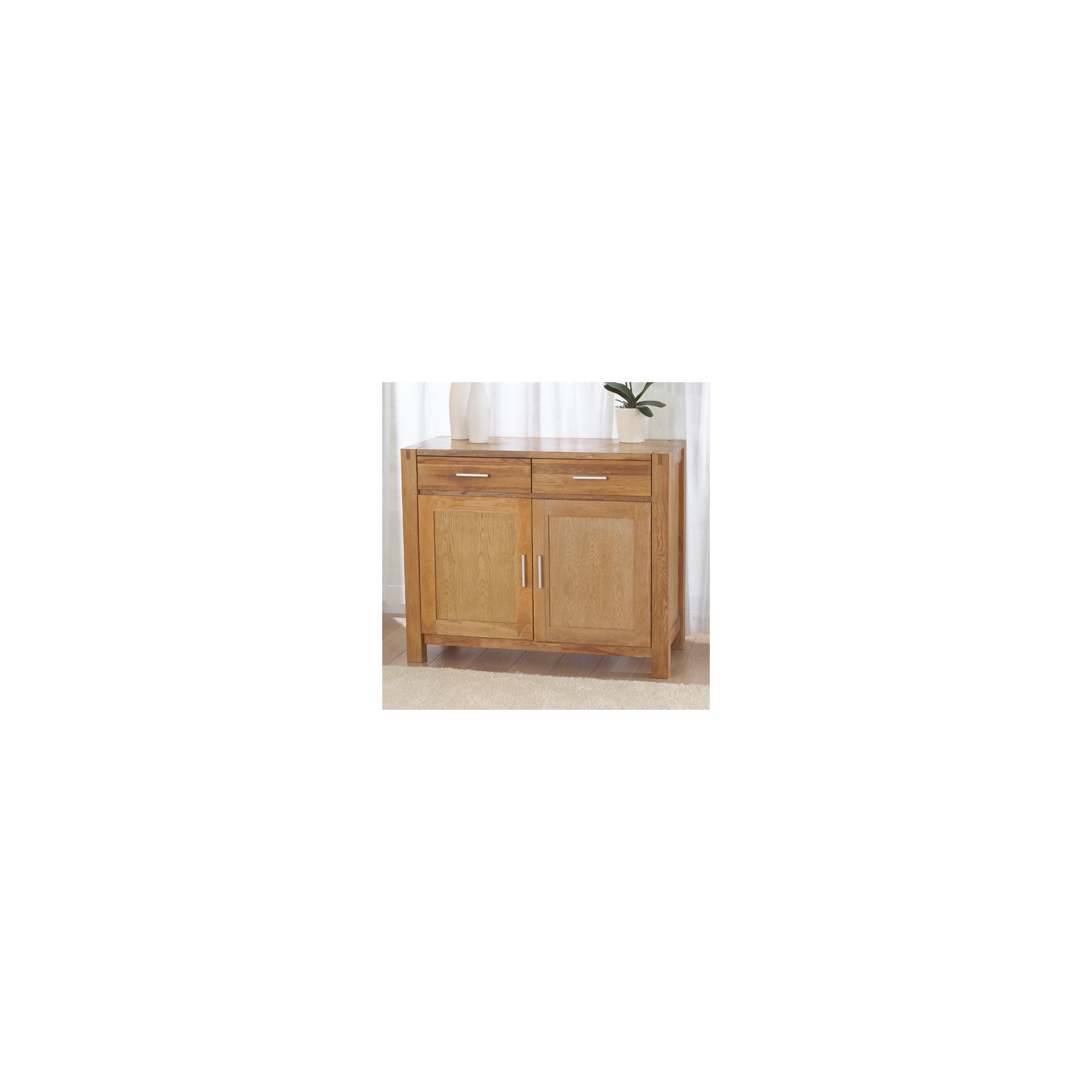 Mark Harris Furniture Verona Dark Small Sideboard at Tesco Direct