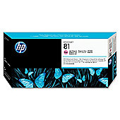 HP 81 Light Magenta Printhead and Printhead Cleaner for the 5000 and 5000PS