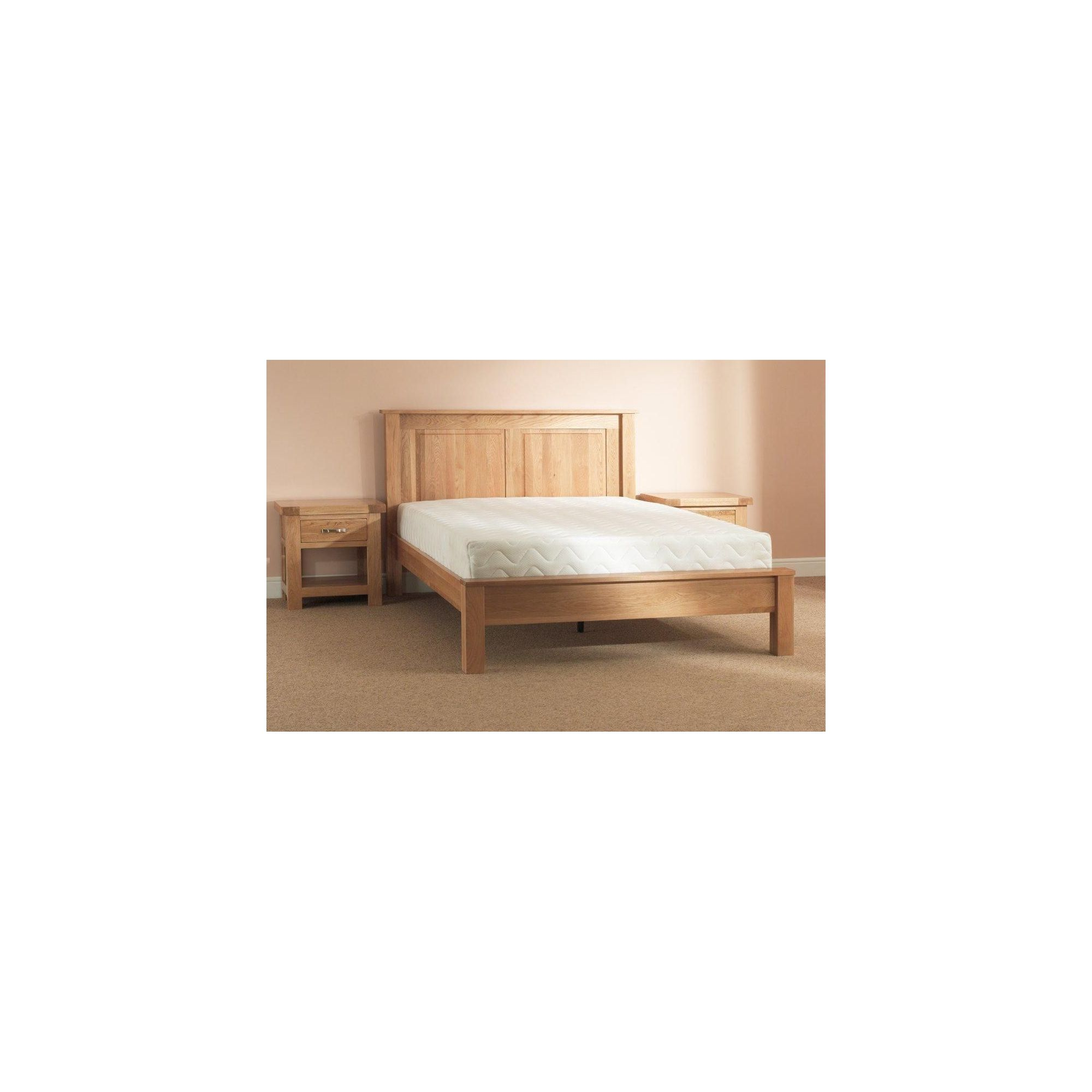 Sleepy Valley Oakham Bed - Double - No Drawers at Tesco Direct