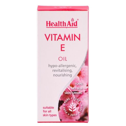 HealthAid Vitamin E Oil