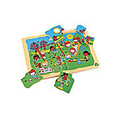 ELC My Layered Seasons Puzzle
