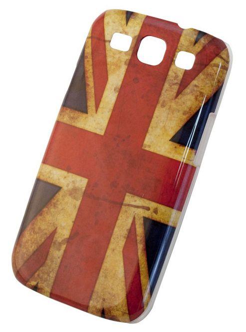 Tortoise™ Hard Case Samsung Galaxy SIII Vintage Union Jack