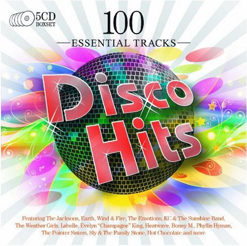 100 Essential Tracks - Disco Hits