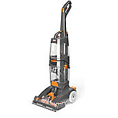 Vax W86-DD-B Dual Power Max Upright Carpet Cleaner - Grey