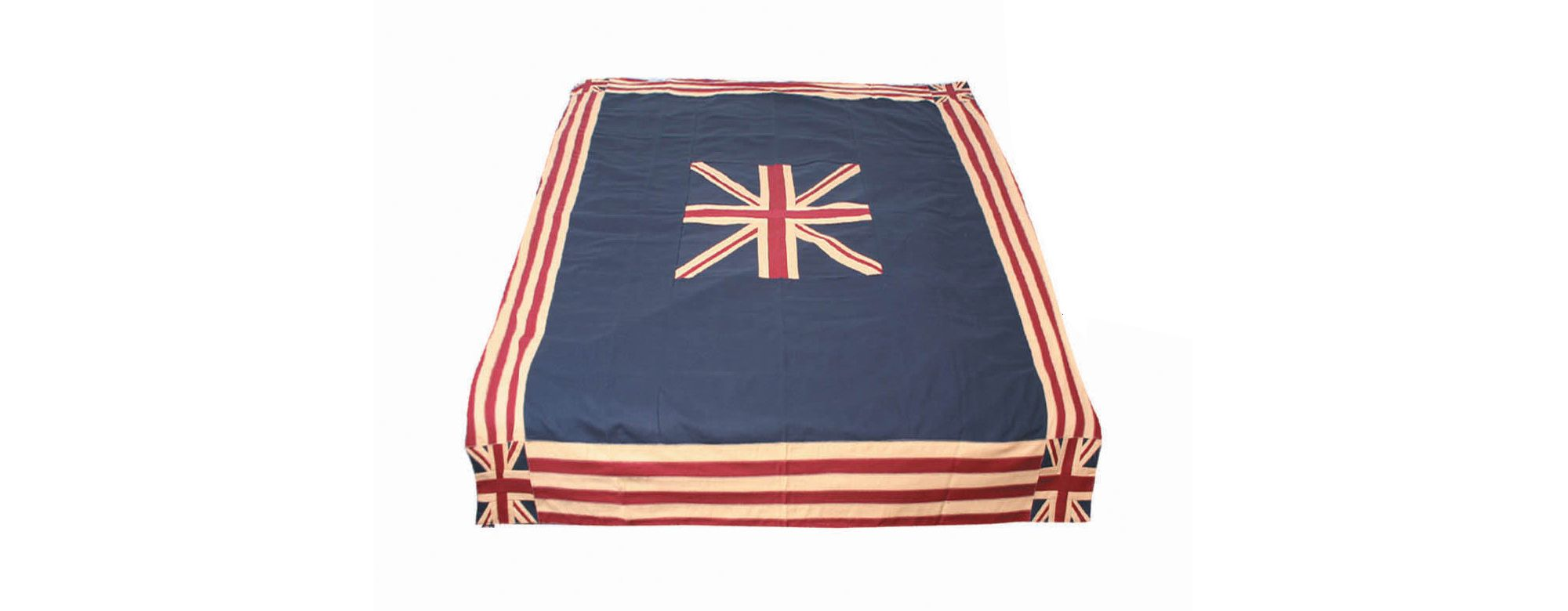 Cloth Table Patriotic Woven table Magic Large tesco Jack  Duck  Union runner