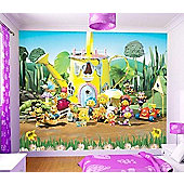 Fifi and The Flowertots Wall Mural
