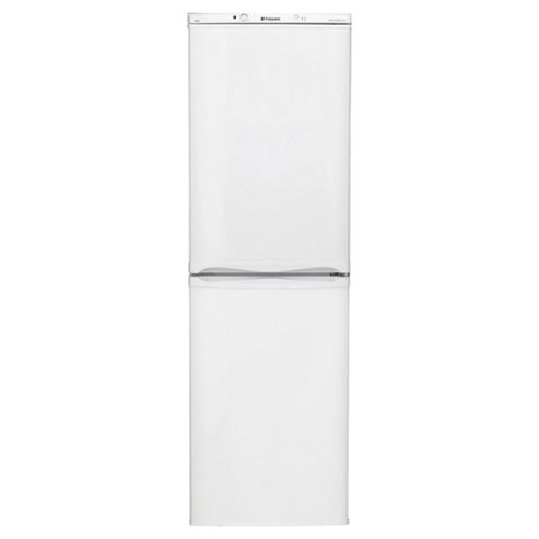 Hotpoint FFAA52P Fridge Freezer, 54cm, A+ Energy Rating, White