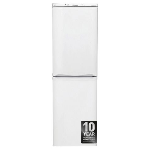 Hotpoint Fridge Freezer, FFAA52P.1, White