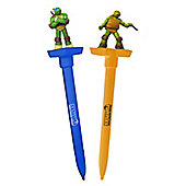 Turtles Leo And Mickey Stylus Pack