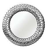Premier Housewares Templar Beaded Wall Mirror