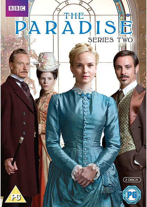 The Paradise Series 2 (DVD)