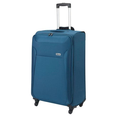 Revelation by Antler Nexus 4-Wheel Suitcase, Blue Large