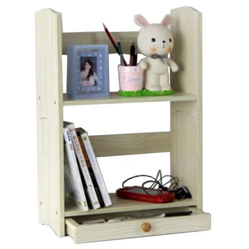 Techstyle Two Tier Desktop / Kitchen Storage Cubby