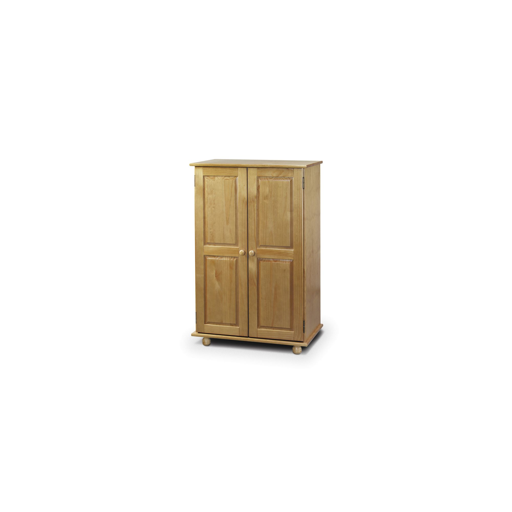 Julian Bowen Pickwick Short All Hanging Wardrobes in Solid Pine at Tesco Direct
