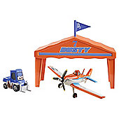 Disney Planes Dusty Tent Dotty Gift Set