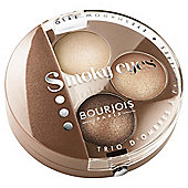 Bourjois Smokey Eyes Trio-Mordore Chic