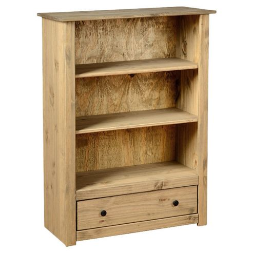 Home Essence Panama 1 Drawer Bookcase