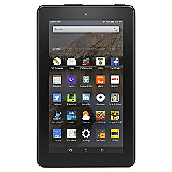 "Amazon Fire 7, 7"", Tablet, 8GB, WiFi - Black"