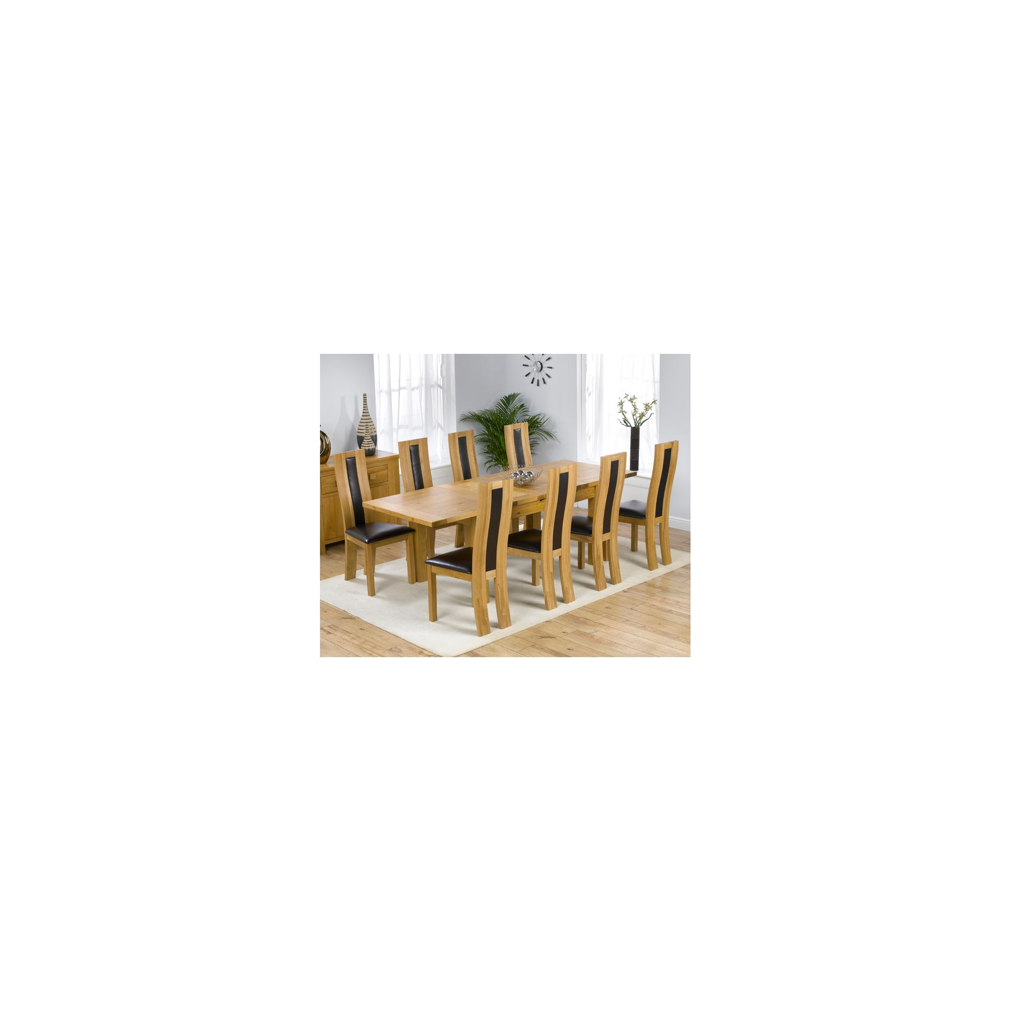 Mark Harris Furniture Havana Dining Chair (Set of 2) - Bycast Brown