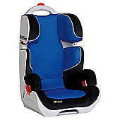 Hauck Bodyguard Group 2-3 Car Seat, Black/Blue