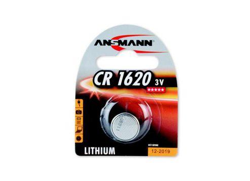 Ansmann CR1620 Lithium Button Cell