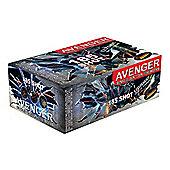 Avenger 185 Shot Fireworks