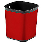 Curver Metallic Red Cutlery Caddy