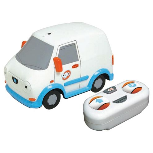 Remote Control Olly The Little White Van
