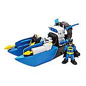 Imaginext DC Super Friends Batman & Bat Boat